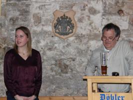 Alessa Lunz und Matthias Oberth