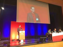 Siegfried Göttfert - Ortsvereinsvorsitzender Der SPD Bad Windsheim