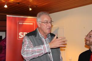 Geehrt für 30 Jahre Mitgliedschaft beim SPD-Ortsvereins Bad Windsheim: Thomas Gröbel