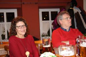 Birgit und Gerhard Schüsterl. Letzterer kandidiert ebenfalls auf der SPD-Stadtratsliste.