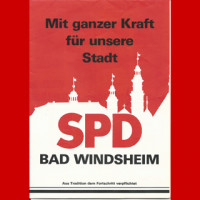 SPD Plakat