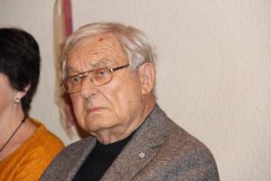 Geehrt für 30-jährige Mitgliedschaft beim SPD-Ortsverein Bad Windsheim: Gerhard Horneber