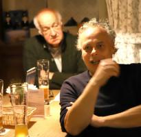 Arne Borg, Foto: Armin Höhn