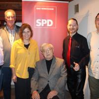 SPD Weihnachtsfeier