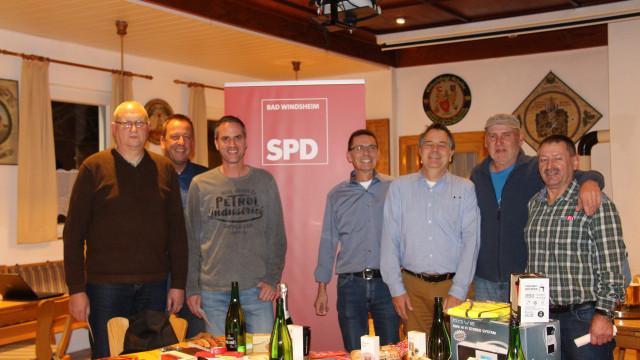 SPD-Schafkopfturnier, Foto: W. Rohr